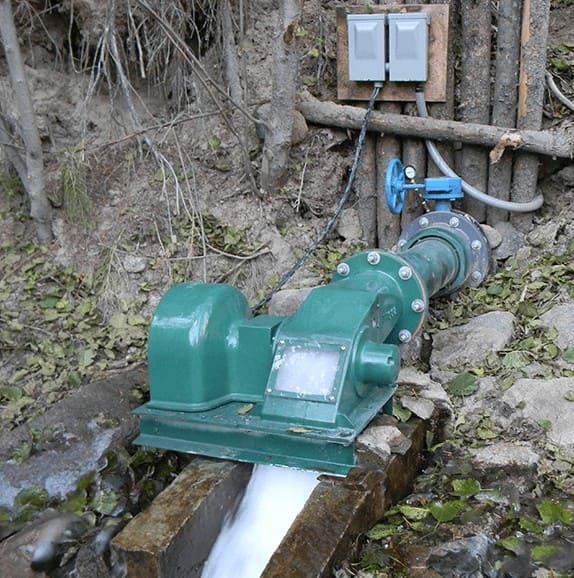 Los mejores generadores hidroeléctricos
