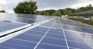 Importancia del marco del panel solar