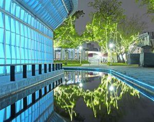 Sistemas de iluminación de los espacios públicos